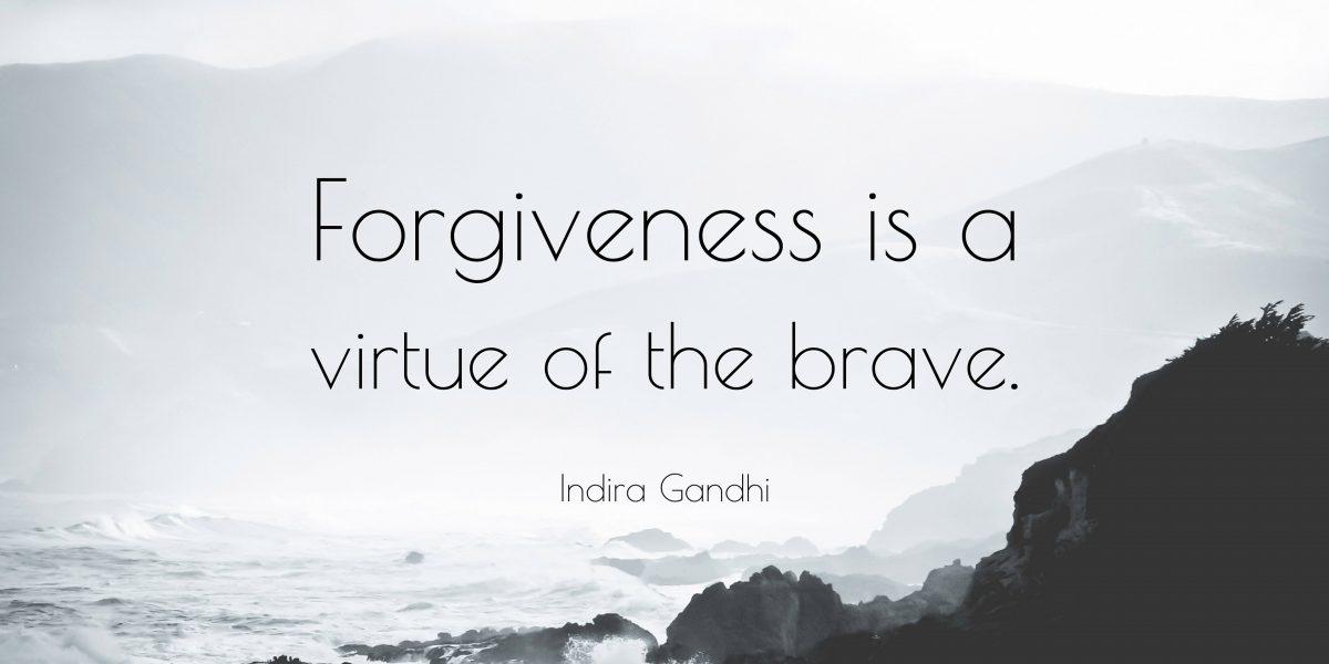 Virtue ~ Indira Gandhi