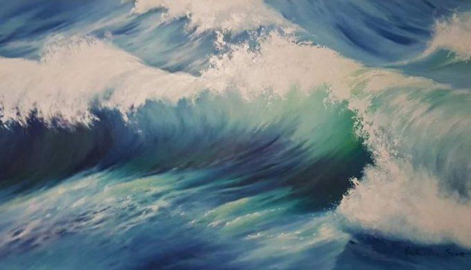 Michelle Scott - Ocean scene