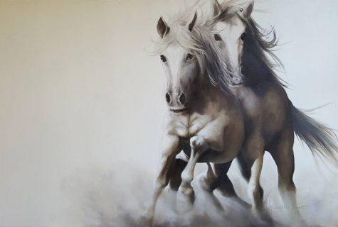 Michelle Scott Pale Horses